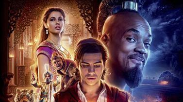 Aladdin - cinema (V.O. e V.P.)