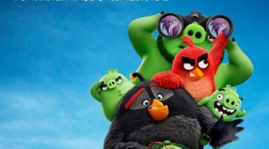 Angry Birds 2 (V.P.) - cinema infantil
