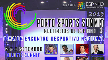 Porto Sports Summit 2019