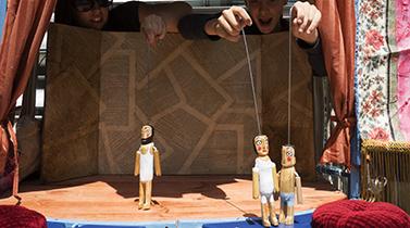 Workshop: Construção de Marionetas de Vara | Mar-Marionetas