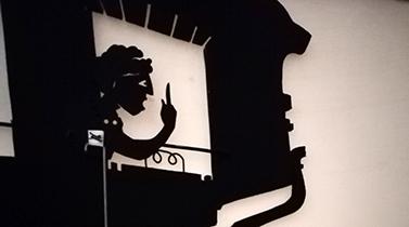 Grãos de Areia (espetáculo de teatro de sombras)
