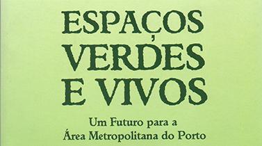 Espaços Verdes e Vivos - apres. livro