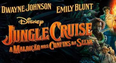 Jungle Cruise – A Maldição nos Confins da Selva