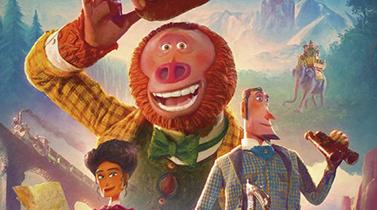 Mr Link (V.P.) - cinema infantil