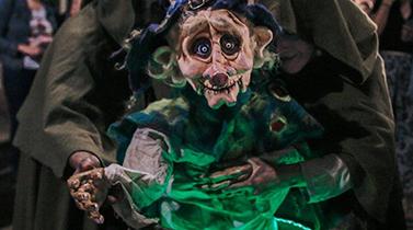 O Misterioso Caldeirão da Bruxa Zulmira | Mar-Marionetas 2019