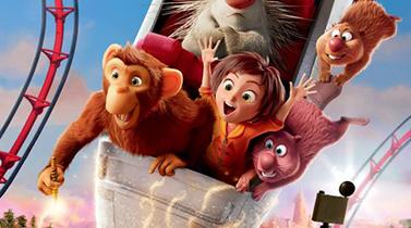 Parque das Maravilhas (V.P.) - cinema infantil