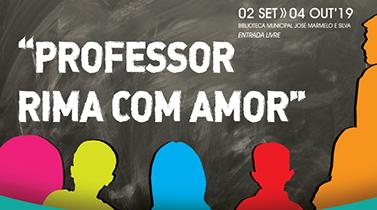 Professor rima com Amor