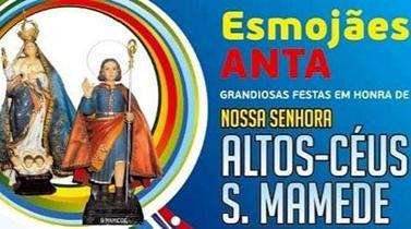 Festa Nª Srª Altos Céus e S.Mamede 2019