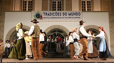 Tradições do Mundo - Festival Internacional de Folclore
