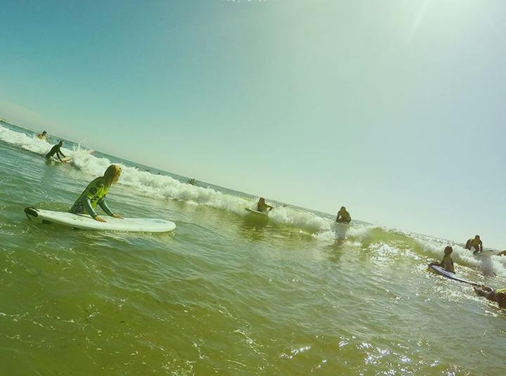 Green Coast Surf School