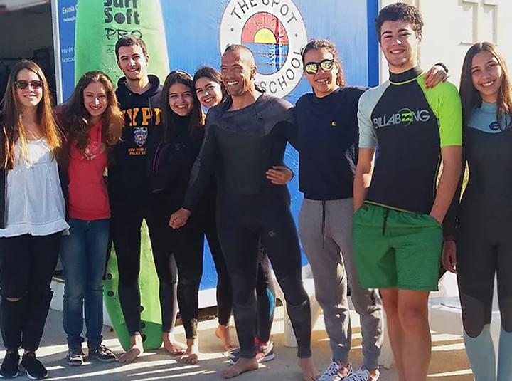 The Spot Surf School