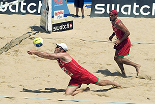 Beach Volleyball World Circuit Stage – FIVB